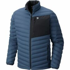 Mountain Hardwear Men's StretchDown Jacket Blue Medium New with tags REDUCED