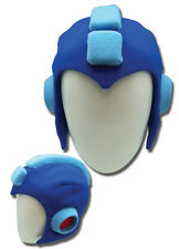 MEGAMAN 10 MEGA MAN'S FLEECE HAT CAP HELMET COSPLAY GE GENUINE NEW 8187