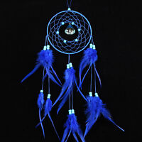 Dream Catcher with Feathers Car Wall Hanging Decor Ornament Craft Gift*sh