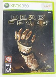 XBox 360 Live Dead Space 2008 Rated Mature Action Futuristic Free Shipping