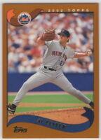 2002 Topps Baseball New York Mets Team Set