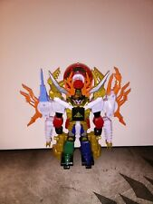 Power Rangers Bandai Megazord Super Samurai Gigazord Action Figure 2012