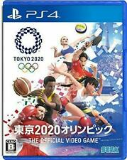 TOKYO 2020 Olympic PS4 The Official Video Game SEGA Japan Official
