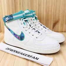 Nike Air Vandal High Supreme TD Men's Size 9.5 Galaxy Sail White AQ5643-100 New