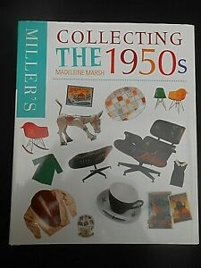 NEW Miller's ** COLLECTING THE 1950s ** Madeleine Marsh (2013) RRP £15.99