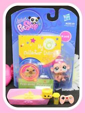❤️NEW Littlest Pet Shop LPS #1422 BABY Girl Monkey My Collector's Diary❤️