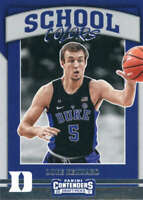 2017-18 Panini Contenders Draft Picks School Colors #17 Luke Kennard Duke Blue D
