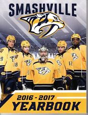 2016 2017 NASHVILLE PREDATORS YEARBOOK PROGRAM STANLEY CUP CHAMPIONS? SUBBAN