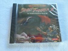 VINTAGE - STREET FIGHTER II - MS-DOS 5.0 - PC - NEW