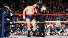 BOBBY HEENAN WrestleMania VI Ring Worn Jacket ANDRE THE GIANT WWE Hall of Fame