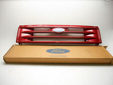 NOS New OEM Ford Grille 1992-1997 Ford Aerostar F29Z-8200-A Red