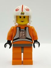 Lego Minifigure Star Wars Mini Figure SW019 Luke Skywalker