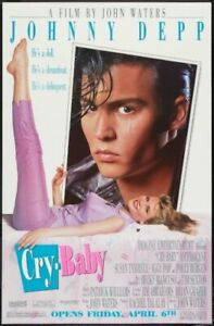 """Crybaby Poster 27""""x40"""""""