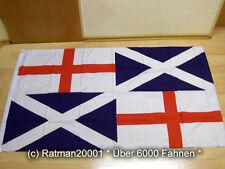Fahnen Flagge England erste Union Jack 1603 - 90 x 150 cm