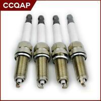 4 Iridium 22401-ED815 LZKAR6AP11 Spark Plug for Nissan Micra March Tiida X-Trail