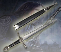 LOTR Lord of the Rings King of Gondor Aragorn Strider Ranger Sword Dagger Blade