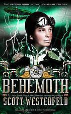 NEW Behemoth (The Leviathan Trilogy) by Scott Westerfeld