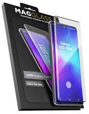 Fit Samsung Galaxy S20 / Plus / Ultra Tempered Glass Screen Guard Finger Sensor