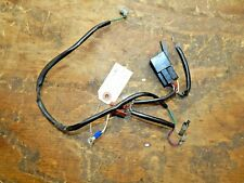 Briggs&Stratton Vanguard V-Twin 18HP Model #350447 Engine Relay W/ Wiring