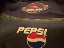 Vintage High Sierra Pepsi travel bag