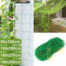 Garden Net Climbing Plant Plastic Support Mesh Netting Clematis Pea Bean Trellis