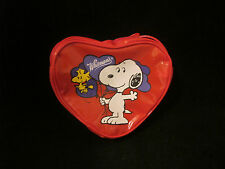 PEANUTS SNOOPY VALENTINE CANDY TOY PURSE WITH STRAP WHITMAN'S