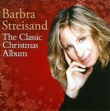 BARBRA STREISAND The Classic Christmas Album CD BRAND NEW