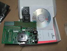 MICROCHIP PICDEM LCD DEMO BOARD PIC16F917 946 916