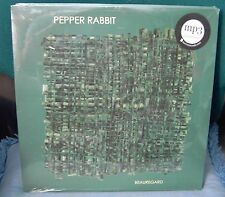 Pepper Rabbit Beauregard 10 track 2010 Vinyl LP Record sealed NEW!