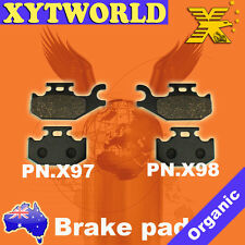 FRONT Brake Pads for Suzuki LT-A 400 King Quad 4WD 2008-2012