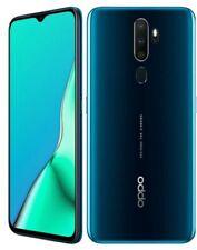 "Smartphone OPPO A9 2020 4+128GB Dual Sim 6.5"" NUOVO Android ITALIA MARINE GREEN"