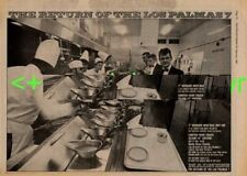 Madness The Return Of The Los Palmas 7 Advert NME Cutting 1981 #2 DEF