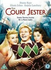 Court Jester 5014437921239 With Basil Rathbone DVD Region 2