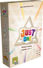 MW| JUST ONE NL PARTY BOARD GAME (2018) -DUTCH VERSION- | REPOS PRODUCTION