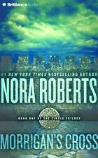 MORRIGANS CROSS bestselling audio book on CD by NORA...