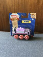 RARE Retired Thomas Wooden Railway Rosie New In Box!
