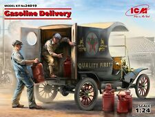 Gasoline Delivery Model T 1912  1/24 ICM 24019