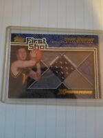 2001-02 Topps Xpectations First Shot Basketball Card #FS-14 Troy Murphy Jsy