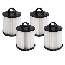 4 * Washable Reusable Vacuum Cleaner HEPA Filter for Eureka DCF21 EF-91B EF91 AC