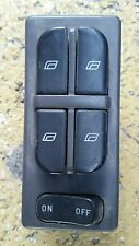 1999 2000 01 02 2003 SAAB 9-5 95 MASTER WINDOW SWITCH 4616082 46 16 082 OEM Used
