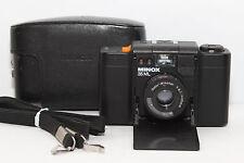 MINOX 35 ML Fotocamera Obiettivo MINOTAR 35mm 2.8 + BORSA EL GL GT PL PE AL MB *