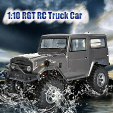 1:10 4wd RGT Rc Truck Car Scale Electric Off Road Rock Crawler Climbing Racing