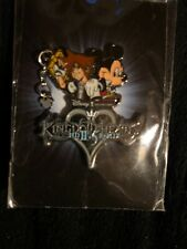 NEW Square Enix Disney Playstation Kingdom Hearts HD 2.5 Remix Pin Collector