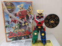 Bandai Samurai Sentai Shinkenger Samurai combined DX Shinken'o F/S Japan USED