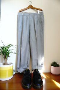 Rare Comme des Garcons Homme Plus Trousers + Dr. Martens x Engineered Garment