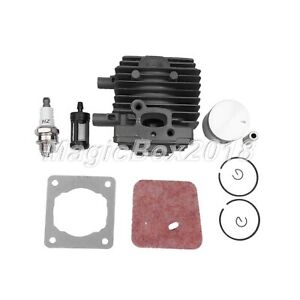 Cylinder Piston Kit for Stihl FC75 FC85 FH75 FR85 FS75 FS80 FS85 HS75 HS80 HS85