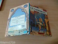 ( T3 ) BD JHEN LA CATHEDRALE JACQUES MARTIN  PLEYERS1985 CASTERMAN