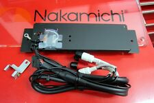 Nakamichi Amplifier extension mount for MB-75 - MB-VI  also  dual RCA output