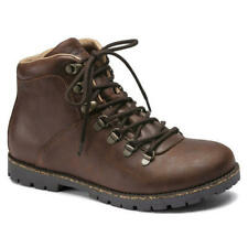 Birkenstock Jackson Mens Brown Leather Lace Up Hiker Chukka Boots Size 7-12