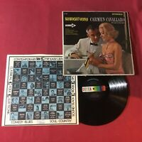 Carmen Cavallaro – Swingin' Easy   *1962:Decca – DL 74287 (VG+) Vinyl Copy